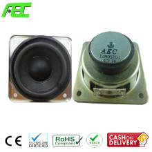 factory price speaker part 3 inch 4ohm 2w multimedia loudspeaker
