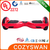 US/EU warehouse Scooter Smart Scooter Center 6.5 Inch Tyre Electric Scooter 6 Colors Hoverboard in Stock Balance Wheel LED Light