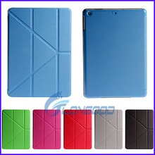 Ultra Slim PU Leather Cover Smart Case Stand for New iPad 5 iPad Air