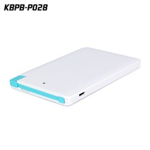 Cheaper price high quality 3000mah power bank case 3000mah customed battery charger
