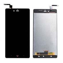 "5.5"" TOP Quality Full LCD Display Touch Screen Digitizer Assembly for ZTE Nubia Z9 Max NX510J NX512J Z9MAX Phone Part"