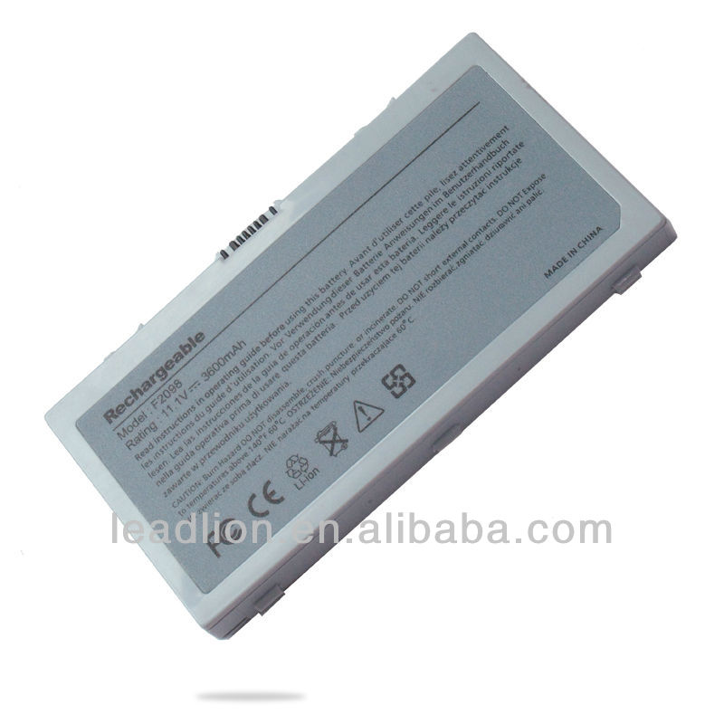 notebook /laptop battery for 3600mAh F2098A F2098 Laptop Battery series