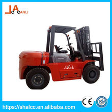 Cheapest price promotional best selling diesel forklift truck