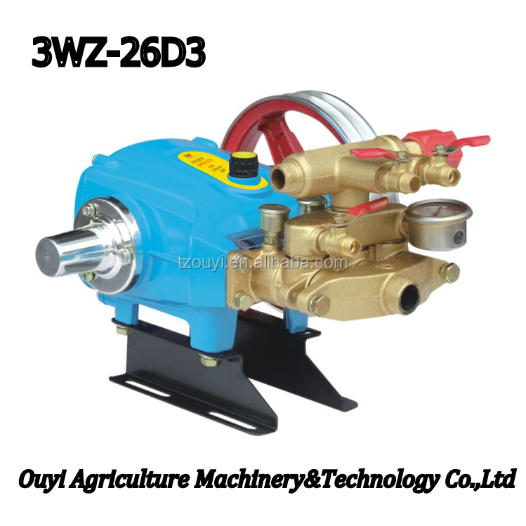 Taizhou Agriculture Power Sprayer Farming Tool 3WZ26D3 Agriculture Machinery Equipment