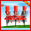 No-Tillage Precise Fertilizer 3 Row Compact Corn Seeder Machine