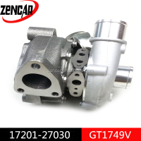 toyota rav4 turbocharger 17201-27040 for 17201-27030 with 1CD-FTV/021Y engine