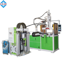 automatic silicone products plastic injection molding machine