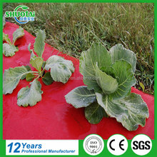 Manufacturers mulching biodegradable mulch agricultural red plastic mulch for tomatoes