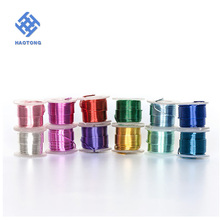 Wholesale 2mm colored craft anodized aluminum hobby wire
