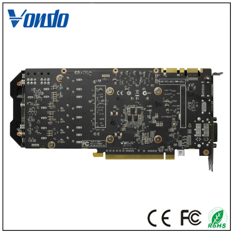 Cheap Price China Interface PCI-Express Video Card DDR5 256bit graphic card