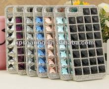 Fancy Diamond case for iphone 5G 5S bling bling cover