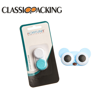 High quality prototype manufacturing plastic contact lens case