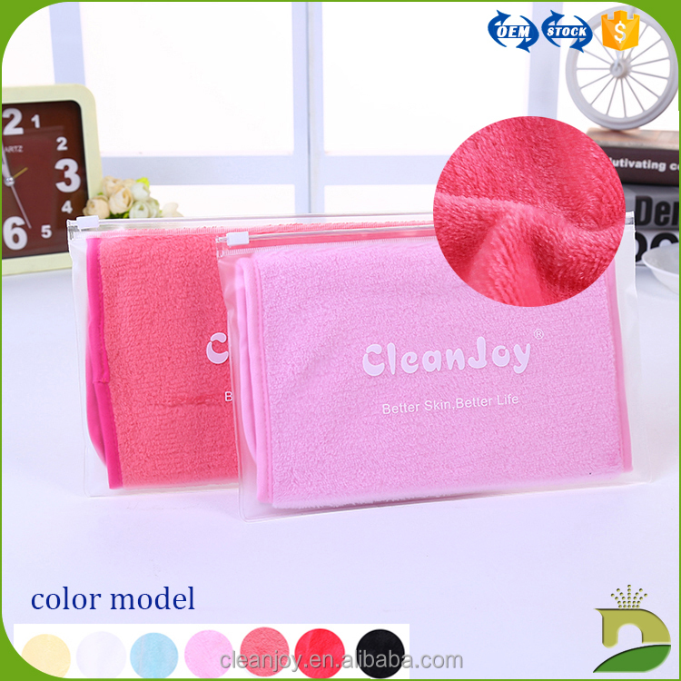 ebay most polular makeup remover face wash cloth towel