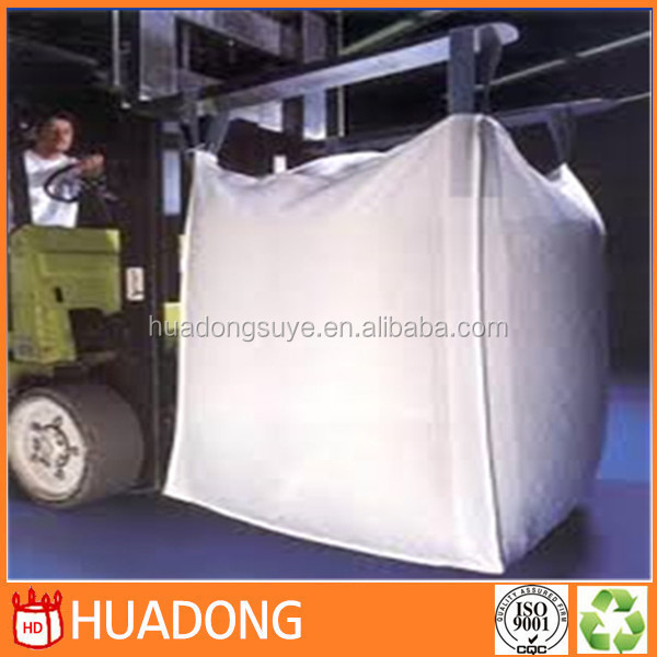 PP Jumbo Bag bulk bag unloading by HD