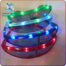 light up flashing led event party bow tie/light party Wholesale Led glasses light up flashing led event party bow tie Quality Ch