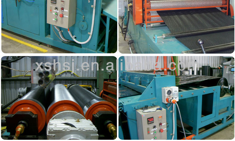 New Products Plastics Sheet making machine with inverters for plastic bag