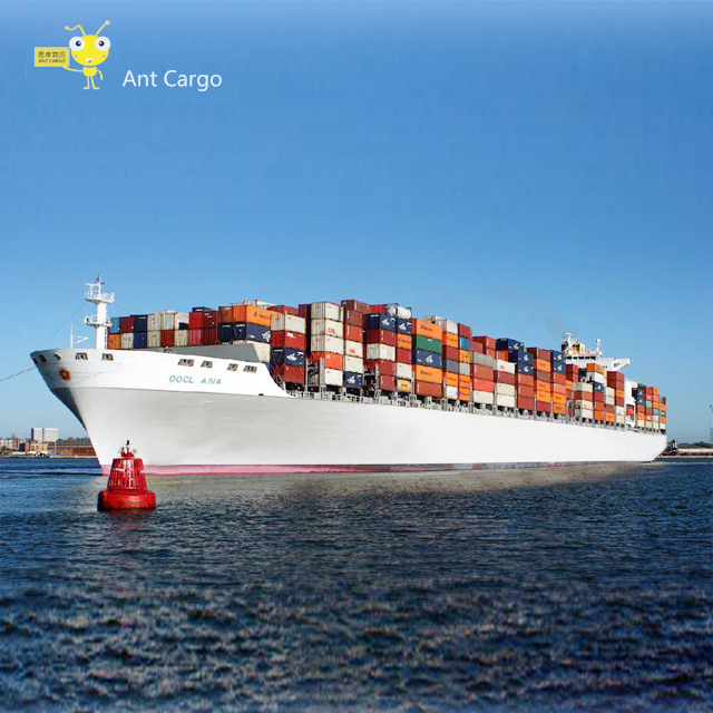 Professional sea shipping service from china to portland