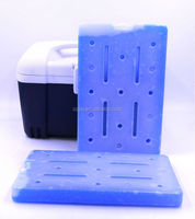 1.8L-2L reusable gel ice pack ice brick for vaccine carrier