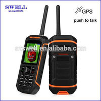 Rugged X6 IP67 Waterproof gps gsm walkie talkie dual sim wifi FM feature phone low price cheapest china mobile phone in india