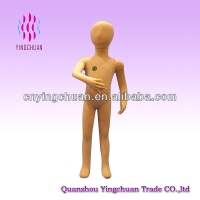 Flexible foam children mannequin