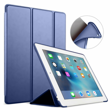 Anti Shock Protection Tablet Cover Case for iPad Pro 9.7 inch 10.5 Trifold TPU Case For iPad Air Mini 2 3 4 Smart Cover