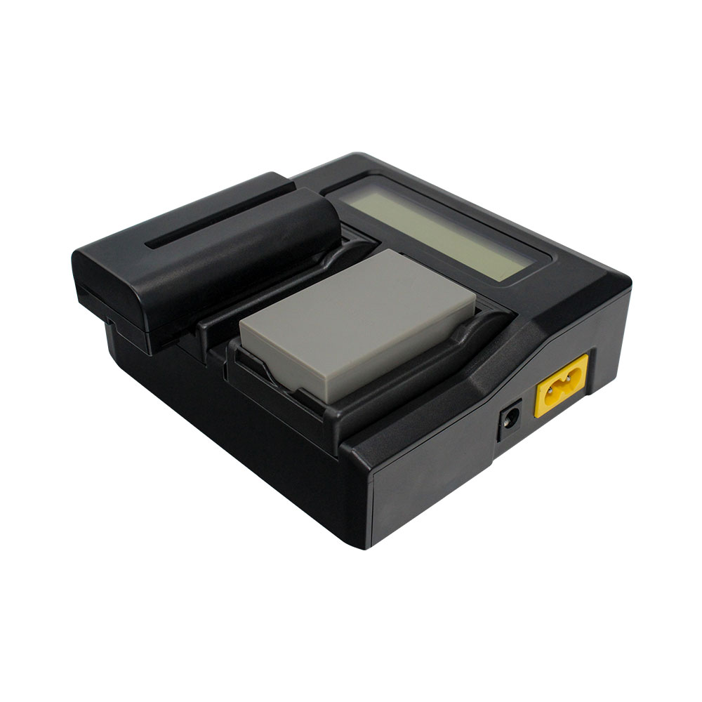 Quick Charge LCD Dual Battery Charger for PENTAX D-LI109 Camera Battery