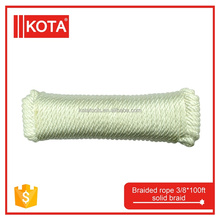 6mm 8mm double braid polypropylene rope