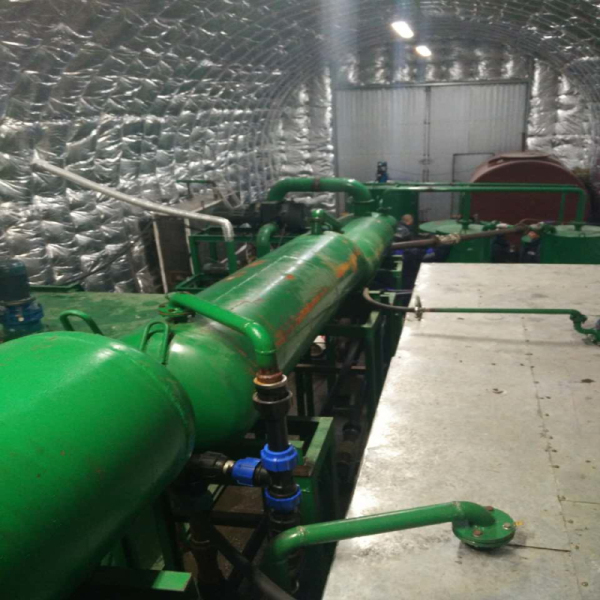 waste engine oil recycling plant to base oil