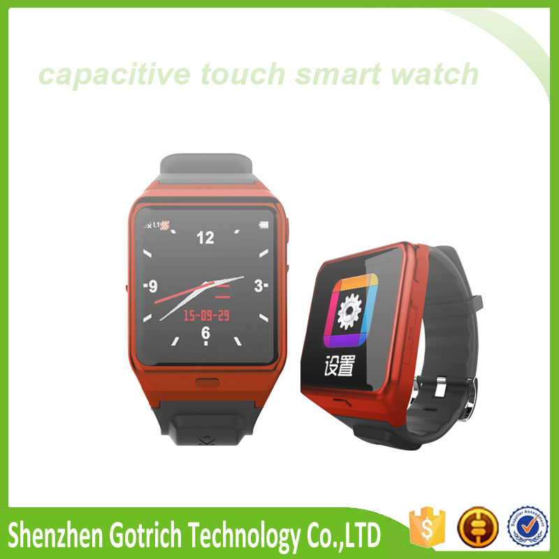 latest products gps smart watch For Iphone & Samsung Android Phone