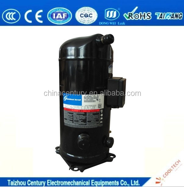 price refrigerator compressor in india 1~10HP ZR series