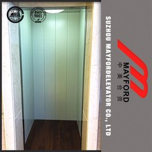 Manufacturer used indoor and outdoor cheap residential lift elevator