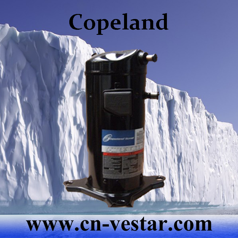 Copeland compressor for water heating requirements