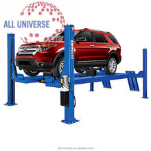 Good quality Hydraulic 4 post wheel alignment car lift