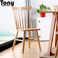 classic living furniture wooden dining chair