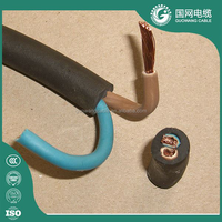 flexible copper conductor epdm rubber cable