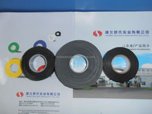 Semi-Conductive Rubber Black butyl insulation self-fusing tape