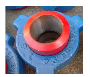High Pressure Oilfield Pipe Fitting Union Connector
