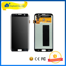 Grade AAA LCD Display Assembly For Samsung Galaxy S7 edge LCD Screen Replacement