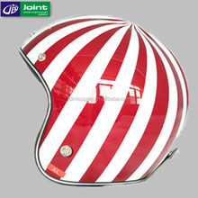 cheap motorcycle open face glass fiber reinforced plastic vietnam pith helmet used for ladies