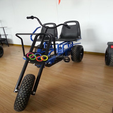 Cheap Good Quality 3 wheel Go kart Body Fitness Go Kart