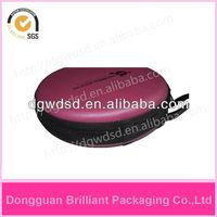 Vogue Pink clamshell eva cd case