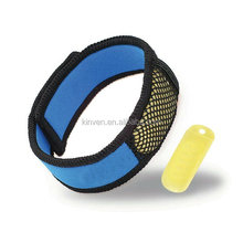 Anti mosquito wristband, 100% natural citronella oil.