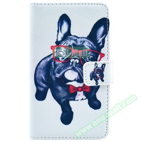 PU Leather Leather Case Wallet Cover for Nokia Lumia 625 Cover Case