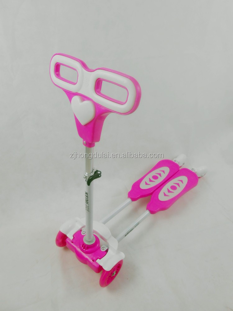 HDL-7620 2014Best Selling 4 Wheel Swing Scooter
