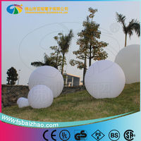 Garden Exhibiton Home Decoration LED Ball