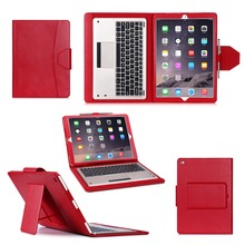 Alibaba Bookstyle tablet case cover With 360 Bluetooth Keyboard for ipad pro 12.9 inch