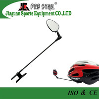 Bicycle accessories helmet rearview mirror