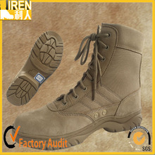OEM/ODM stylish best cheap rubber boots military boots fashion shoes men