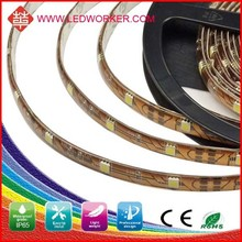 eye protection 18-20LM/pcs CE &ROSH smd5050 30leds/m high lum and LUX chasing strip