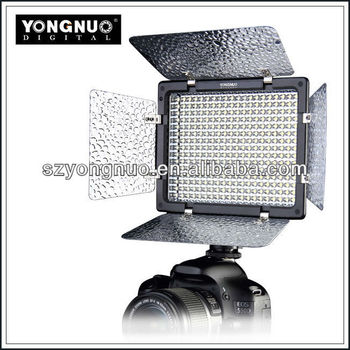 YongNuo YN-300 led video camera light with 300pcs leds